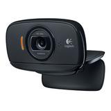 Cámara Web Logitech C525 8mp Hd C/microfono Clip P/monitor