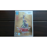 The Legend Of Zelda Skyward Sword Wii Nuevo Sellado