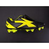 Zapato Futbol Tachon Concord De Piel S160