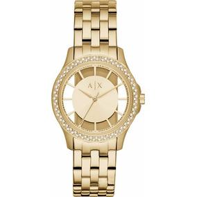 Reloj Armani Mujer Ax5251 Tienda Oficial Envio Gratis !!