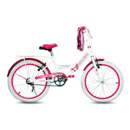 Bicicleta Princess Nena Dama Topmega R 20 Bmx Colores Gtia!