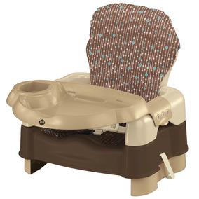 Cadeira Para Alimentação Luxo 5 Estágios Marrom Safety 1s