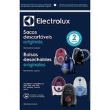 Saco De Aspirador De Pó Descartaveis Eletrolux