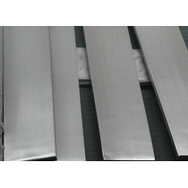 Solera De Titanio Gr5, 3mm X 30mm, Largo 400mm