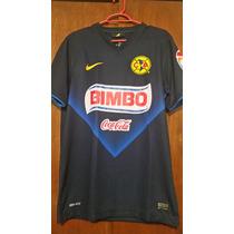 Jersey Aguilas America Mexico 2013 Nike Nuevo Visita