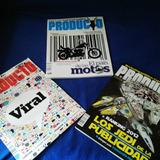 Revistas Producto Del Año 2012, Perfecto Estado, Precio C/u.