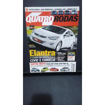 Revista 4 Rodas Ano 51 Edição 614 Fevereiro 2011