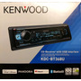 Estereo Kenwood Original Kdc-bt368u Usb Bluetooth Mp3 Nuevo