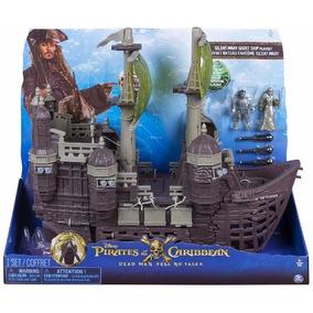 Piratas Del Caribe Barco Fantasma 40 Cm Spin Master