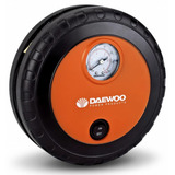 Inflador Compresor De Aire 12 Volt Para Neumáticos - Daewoo