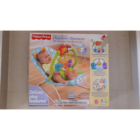 Silla Mecedora Fisher Price Animalitos