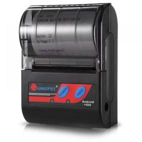 Impressora Termica Goojprt Portatil Bluetooth 58mm Mini
