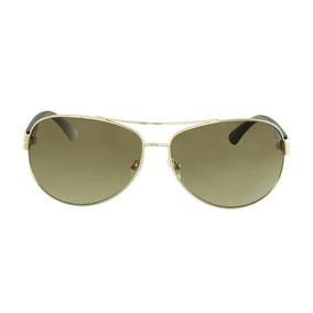 Óculos De Sol Guess Casual Dourado