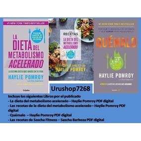 La Dieta Del Metabolismo Acelerado + Recetas + Quemalo Pdf