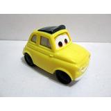 Auto Cars Fiat 500 Luigi Disney Pixar Colección Mc Donalds