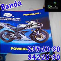 Banda 835 20 30 842 Gates Powerlink Motoneta Italika Vento