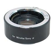 Teleconvertidor 2x P Camara Dslr Sony Alpha Envio Gratis Mn4