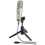 Cad U37 Usb Studio Condensador De Grabación De Micrófono