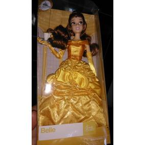 Disney Store Princesas Ariel Tangled Frozen Bela Fera Cada