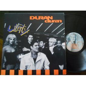 Artesonido: Duran Duran Lp Liberty Brazil Disco Vinilo