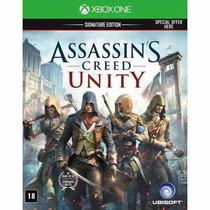 Assassins Creed Unity Xbox One Digital Código 25 Dígitos