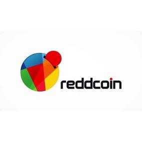 Reddcoin Moeda Virtual 1.000 Coins