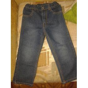Jeans Original Para Niños. Talla 3t Calvin Klein Usado
