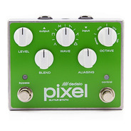 Pedal Guitarra Dedalo Pixel Sintetizador Pix-2 Guitar Synth