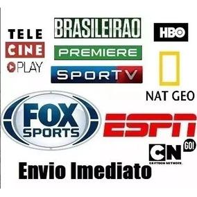 Premiere Play.telecine.sportv.brasileirao. 1 Anos Top
