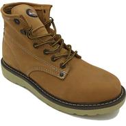 Zapato Dickies 1011 Color Miel Hombre