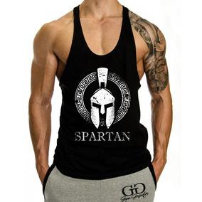 Regata Spartan Treino - Camisetas no Mercado Livre Brasil 3d55bb310b1