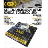 Kit Afam Honda Tornado 250 Cad. Dorada Competicion 45/48-13