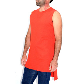 95d1ebcf10410 Camisa Ling Long Masculina - Camisetas Regatas para Masculino no ...