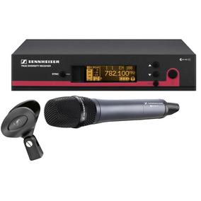 Microfono Inalambrico De Mano Uhf Sennheiser Ew 135 G3 E835
