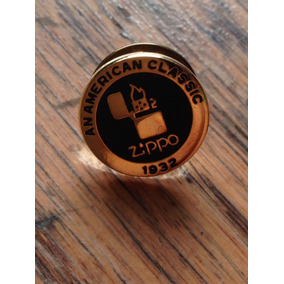 Pin Zippo 1 Cm Diametro