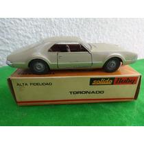 Auto Solido Buby Oldsmobile Toronado 1/43 Con Su Caja