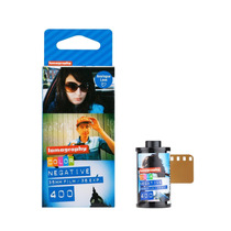 3 Rolos Filme Lomography Color Negative Iso 400 35mm 36exp