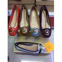 Zapato Flats Michael Kors 100% Original
