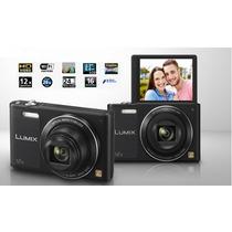 Panasonic Lumix Camara Digital Dmcsz10 Wi Fi Selfie Rotativa