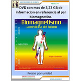 Dvd Biomagnetismo Magnetoterapia Cursos Libros Y Otros
