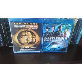 Soldado Universal: El Regreso Pelicula En Bluray - Van Damme