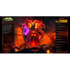 Conta Wow (world Of Warcraft)