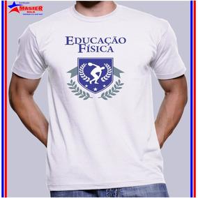 c7b806319 Camiseta Personalizada Educacao Fisica - Camisetas Manga Curta para ...