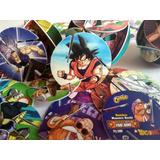 Tazos Dragon Ball Nuevos Xferas! 2018