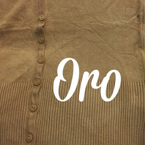 Suéter De Moda Para Mujer Abierto De Botones Con Envio