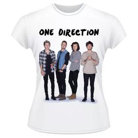 One Direction Cod1 2015 Banda Camiseta