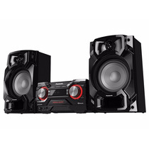 Equipo De Sonido Panasonic Sc-akx100 650w Bluetooth, Usb