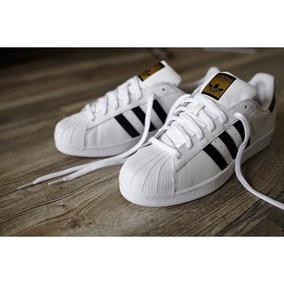 buy popular 77159 aef1d Zapatos Superstar Clasicos Dama Y Caballero.