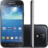 Samsung Galaxy S4 Mini Duos Preto 8gb 3g 2 Chip Nfe Seminovo