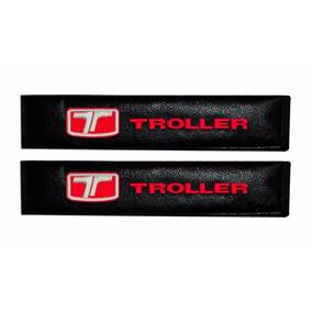 Capa Protetora Para Cinto De Segurança Bordado Troller